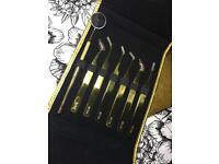 BITA eyelash extensions tweezer kit