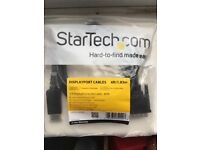 Startech DisplayPort to DVI adapters