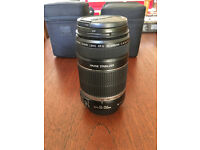 canon EFS 55-250mm - Canon Fit