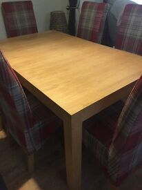 Dining table 6-8 seater