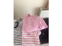 6 jack wills 1 river island 1 Luke 1 Tommy Hilfiger some in small and some in medium hardly worn