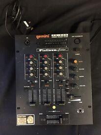Gemini Mixer PS 726 Platinum Series