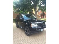 Range Rover Spoets HSE 2 lady owners from new