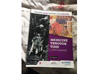 HISTORY MEDICINE REVISION BOOK