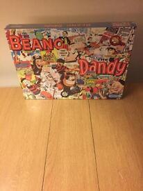 Jigsaw puzzle beano/dandy