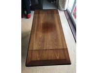 Solid Oak Coffee/Occasional Table