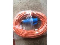 Caravan extension cable