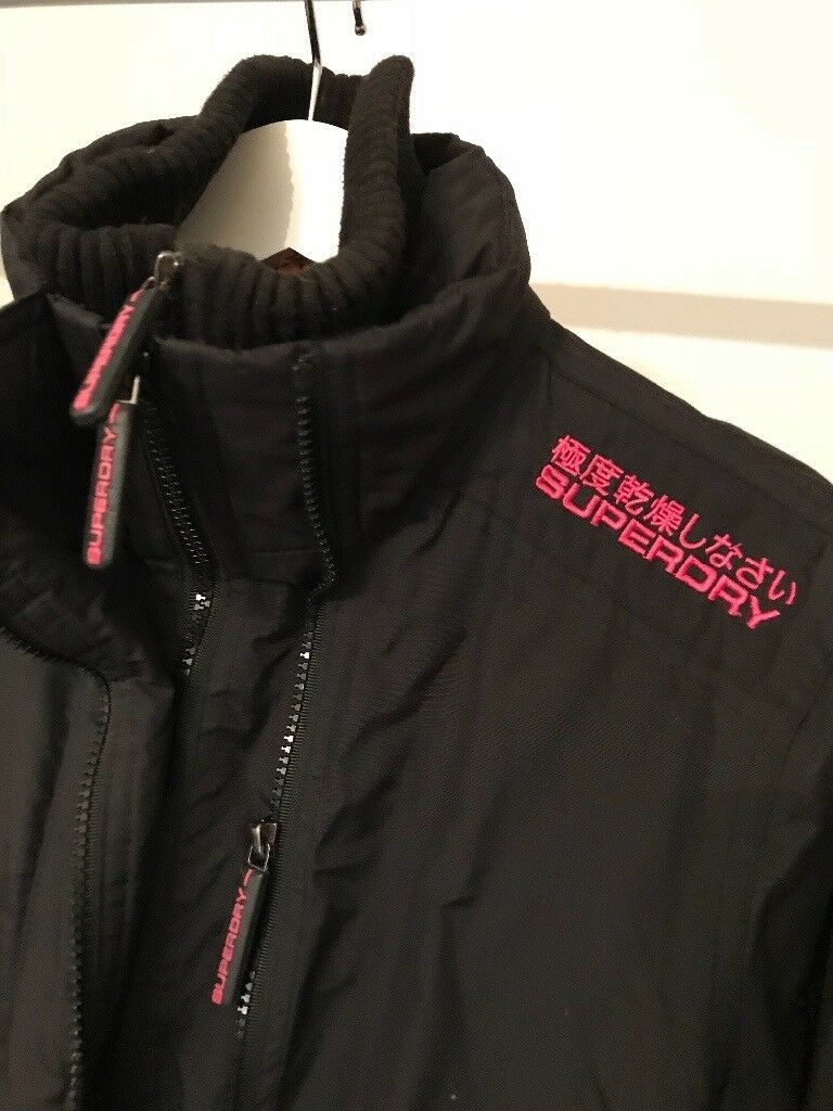 Womens   Ladies SUPERDRY windcheater jacket 7e81edde9