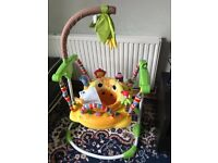 Jumping giraffe by mothercare almost new hardly been used
