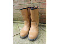 Men's Size 41 Sterling Tan Rigger Boots
