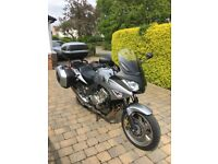 Honda CBF 600 SA 8 in excellent condition with full Givi luggage ready for days out and touring