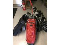 Golf equipment