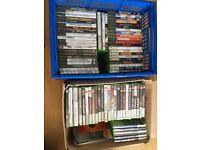 XBOX game cases