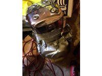 Smc 125 engine