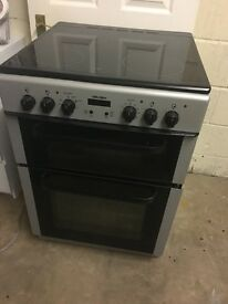 Bush Electric double oven