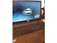 CHEAP CORE i3 15.6 INCH LAPTOP, 500 GIG HDD, 4 GIG DDR3,NEEDS NEW BATTERY SELLING CHEAP,WIN10 REFURB