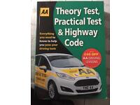 Theory Test, Practical Test &a Highway Code