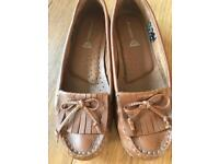 HUSH PUPPIES LADIES LOAFERS
