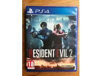 Resident Evil 2 - for PlayStation 4