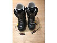 Burton Ruler Snowboard boots size 9