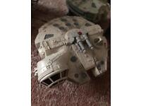 Star Wars millennium falcon. Starwars