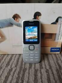 Nokia C1 Orange