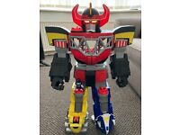 Imagine power rangers morphin megazord