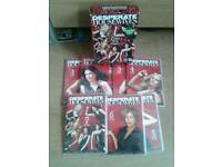 Desperate Housewives series 2 , 7 x dvd's