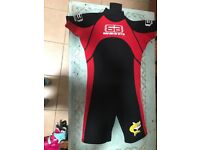Wetsuit age 5-6