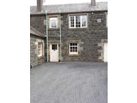 Courtyard Upper Conversion to let in Hollybush. Stables and Grazing also available.