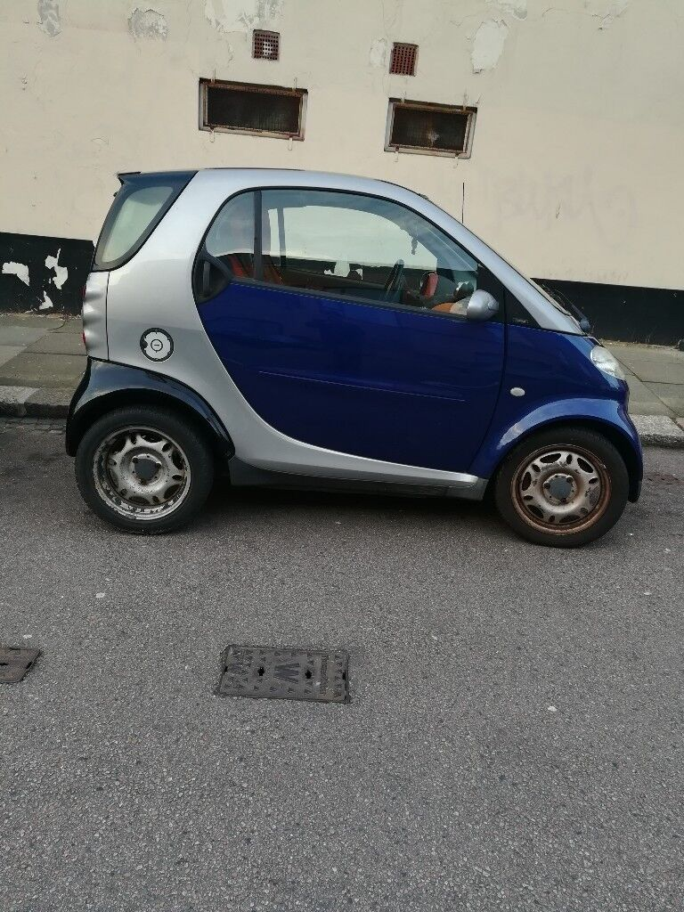 Smart Car 2 People Cary Door Left Hand Drive Long Mot Spears Or