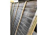 Fence panels (used)