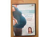 Suzanne Bowen's pregnancy workout DVD