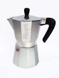 Allegra Coffee Maker (6 cups)
