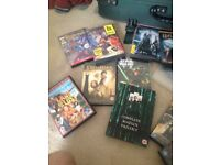 Selection of 40 dvds