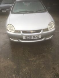 Chrysler neon,automatic,petrol,air condition,Alloy wheels in excellent condition