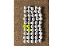 50 Mixed Srixon Golf Balls