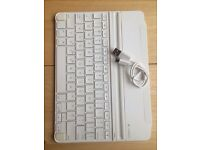 Logitech Ultrathin Magnetic Clip-On Keyboard Cover for iPad Air. Retails for £90 approx, only £35!