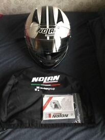 Nolan n87 helmet size small