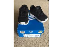 Nike Flux Baby Trainers Size 3 Like New