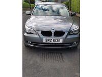 BMW, 2.0 520 D , Saloon, 2007, , AUTOMATIC , DIESEL