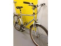 Gents / Mans Mountain bike bicycle hybrid station city touring pashley Brompton Sutton