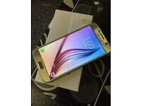 Samsung s6 32gb unlocked to all networks