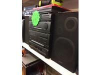 Philips Hifi system with FA9400 amplifier and record player now only 45£ !