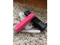 Nintendo remote plus controllers