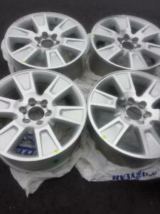 BRAND NEW   FORD F150  FACTORY OEM 20 INCH  ALLOY WHEEL SET OF FOUR   NO CENTER CAPS.NO SENSORS