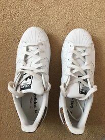 Adidas superstars snakeskin