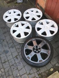 S3 Avus Alloys Ronal x5