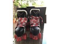 Custom made Bauer Vapor X200 Roller Skates - converted from Bauer ice hockey skates