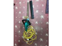 Hedge Trimmer electric.